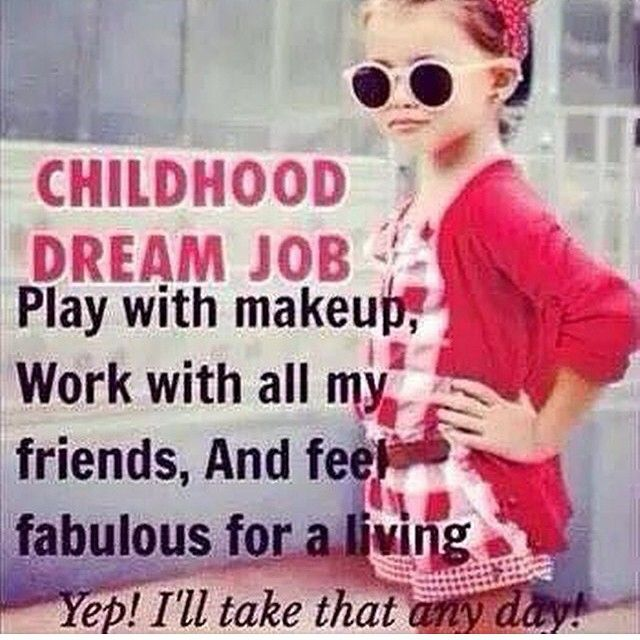 I ❤️ Mary Kay!!! Childhood dream now an adult dream!!! JOIN MY TEAM OR SHOP AT MARYKAY.COM/LSCHIFER