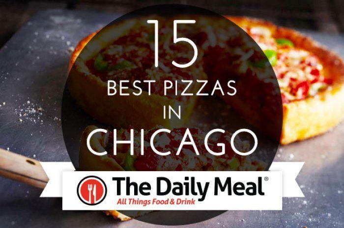 15 Best Pizzas in Chicago (Slideshow)