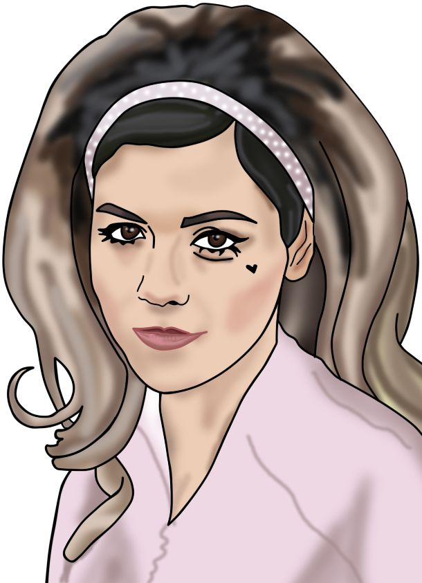 marina and the diamonds by fullcolour-canvas.deviantart.com on @DeviantArt