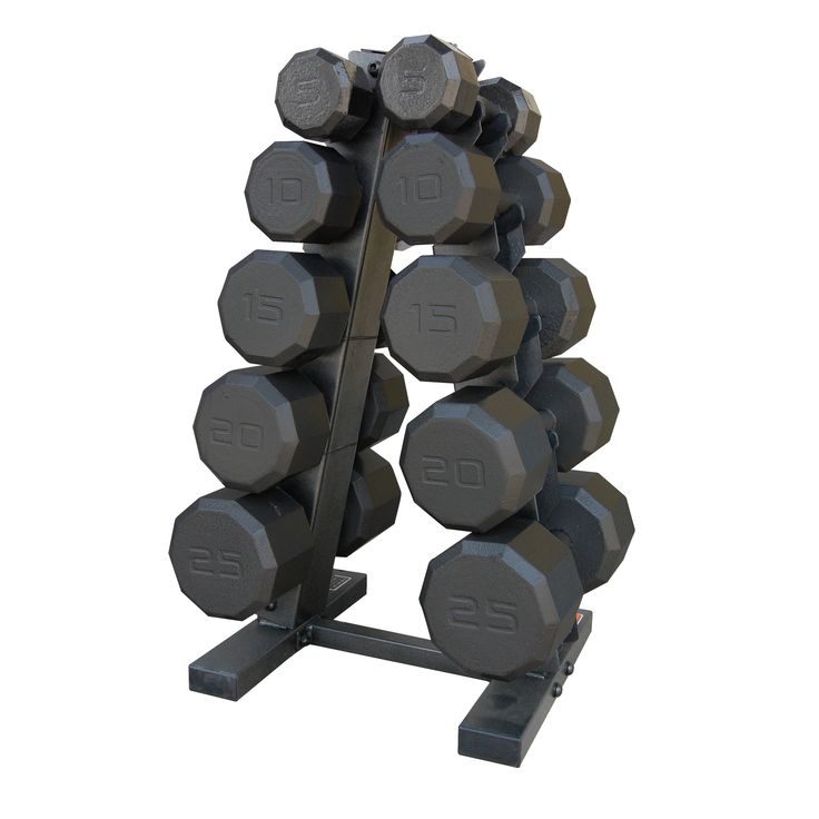 Have to have it. CAP Barbell 150 lb. Eco Dumbbell Set with Rack - $297.98 @hayneedle.com