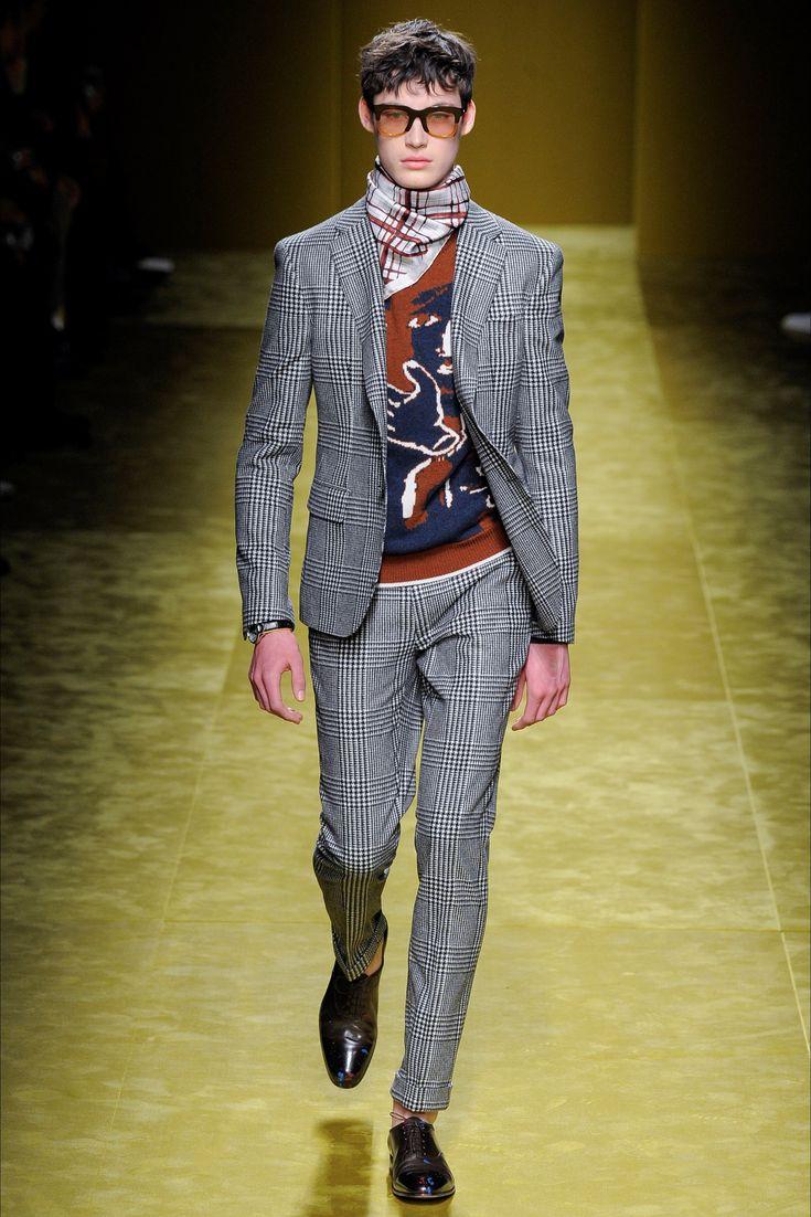 Sfilata Moda Uomo Salvatore Ferragamo Milano - Autunno Inverno 2016-17 - Vogue