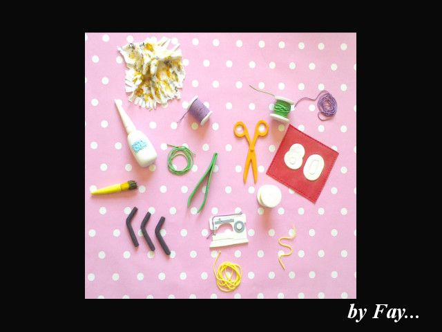 Sewing machine toppers