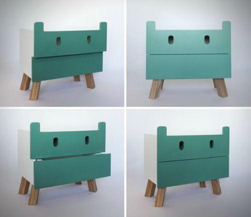 Kids storage furniture ideas • Artchoo.com