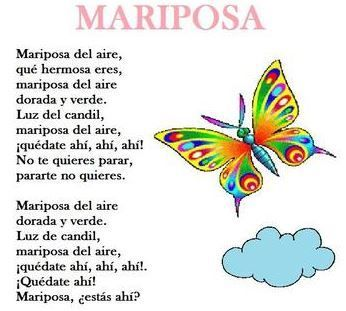 Poemas Cortos Infantiles muy lindos