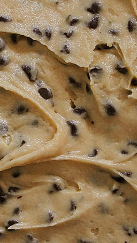 Creamy Cookie Dough Frosting (No Egg!) Recipe