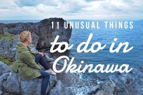 11 unusual things to do in Okinawa, Japan - Mr and Mrs RomanceMr and Mrs Romance