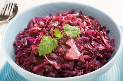 Polish Red Cabbage Recipe - Czerwona Kapusta