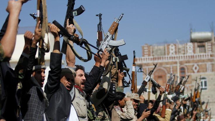 Yemen Rebels Say They Fired Missile at Saudi Military Camp