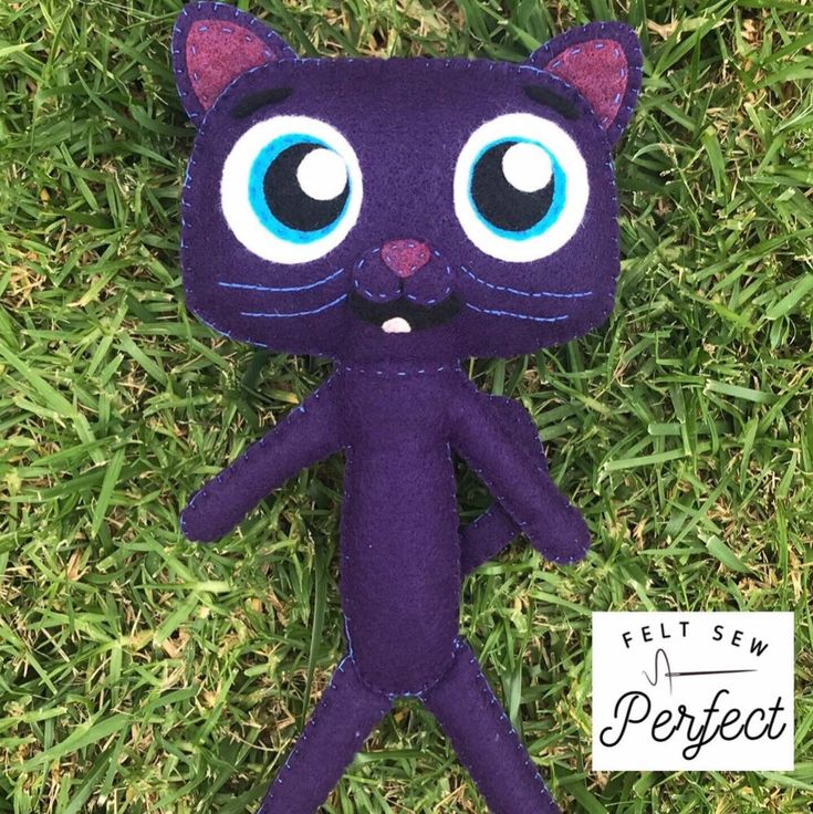 True and the Rainbow Kingdom Toys / Bartleby Cat Plush
