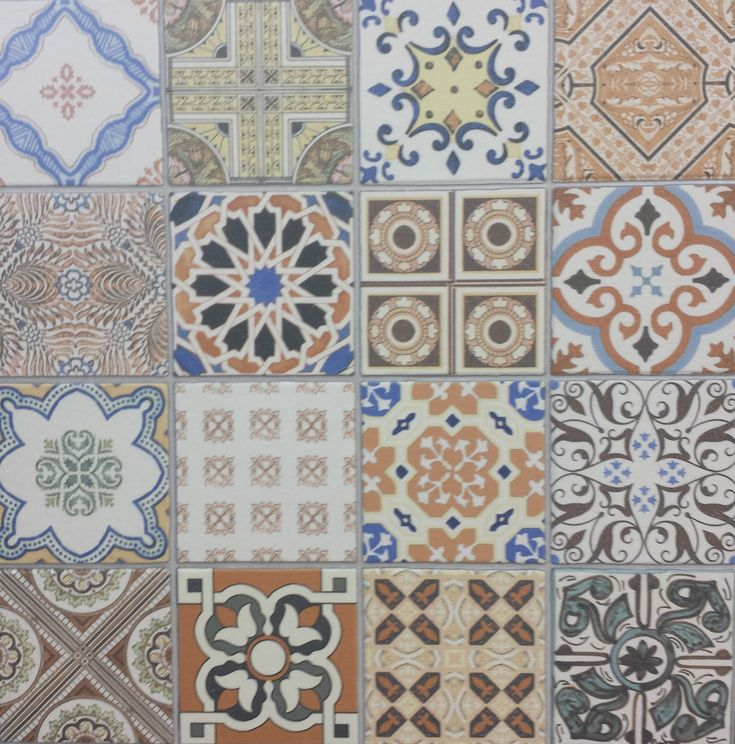 moroccan style tiles - Google Search