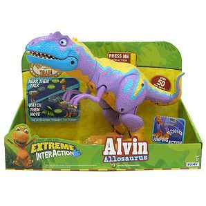 Dinosaur+Train+InterAction+Alvin+Allosaurus+Figure