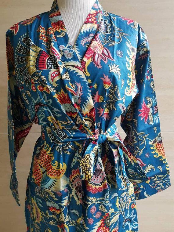 Check out this item in my Etsy shop https://www.etsy.com/au/listing/587046909/cotton-robe-kimono-wedding-bridesmaid