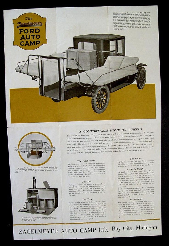 Model t ford forum zagelmeyer auto camper