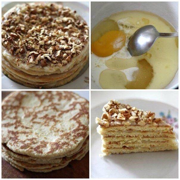 безумно вкусный торт рецепт с фото
