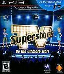 TV SuperStars Sony PLAYSTATION 3 PS3 Be The Ultimate Star BRAND NEW Move Game