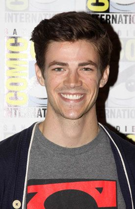 'The Flash' Star Grant Gustin on the Character and Season One