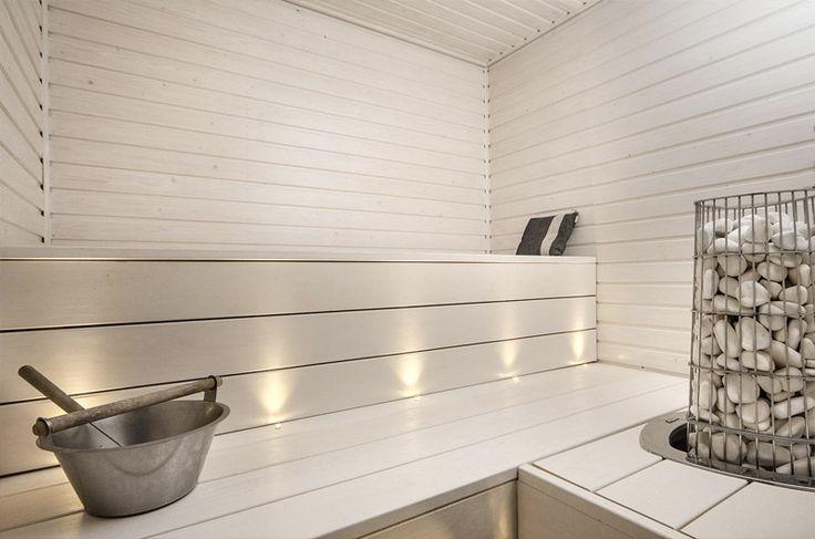 moderni sauna kerrostalo - Google-haku