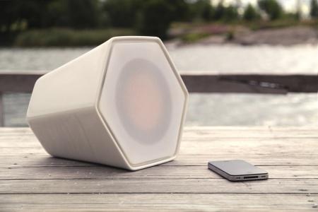 unmonday ceramic speaker