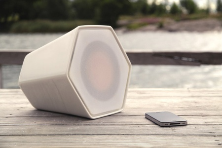 unmonday ceramic speaker