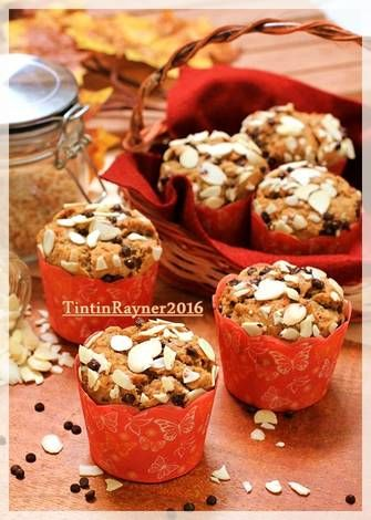 Muffin Pisang Gula Palem super moist&yummy!- no mixer - Palm Sugar banana muffin cake