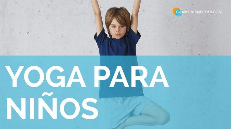 Yoga Niños - Para jugar y estudiar mejor