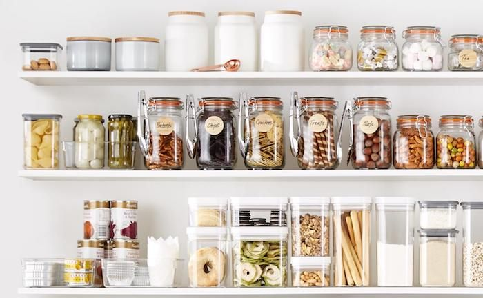 7 Essential Prepper Food Storage Containers Pantry Storage Pantry Makeover Kitchen Storage