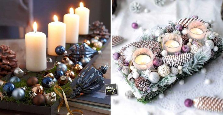 Oltre 25 fantastiche idee su scatole di legno su pinterest - Decorazioni invernali fai da te ...