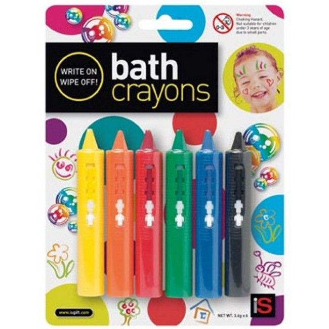 Independence Studios - Bath Crayons  To get artistic in the tub #entropywishlist #pintowin