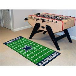 Grey Rug Dallas Cowboys Carpet Floor Runner Mats Rugs