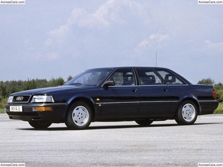 Audi V8L quattro (1989)