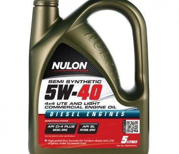#NULON #ENGINE #OIL - SSD5W40-5