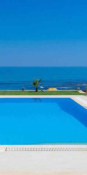 Beachfront Villa in Hersonissos, Heraklion, Crete