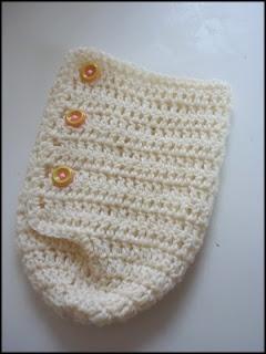 Snuggle Cuddle Cocoon Crochet Pattern