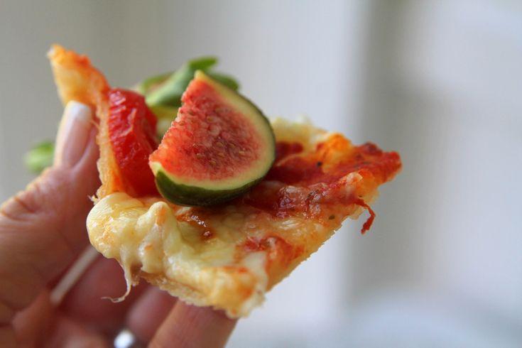 Smördegspizza fyllning