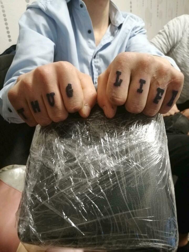 Mit Tattoo Baden