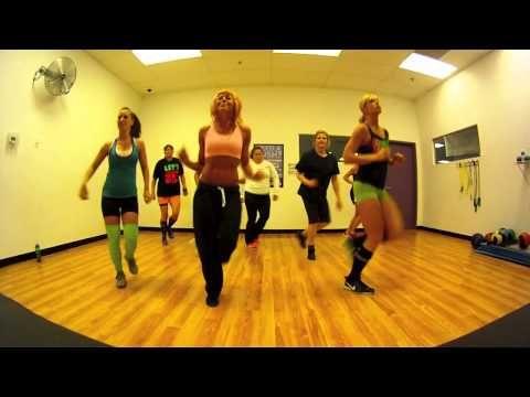 Country Girl - Luke Bryan Zumba with Mallory HotMess - YouTube