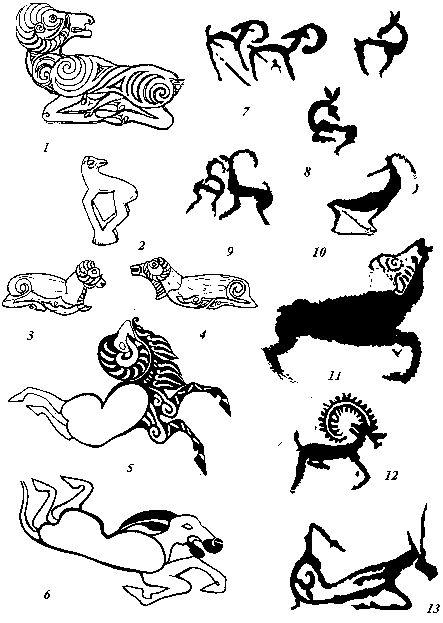 Pazyryk Mummy Tattoos - History of Tattoos and Tattooing Worldwide