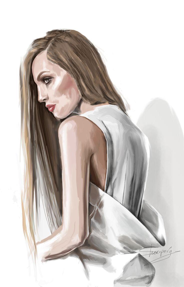 #elinasheripova #sheripova #elina #fashionillustrations #illustrations #illustration #fashion #mod