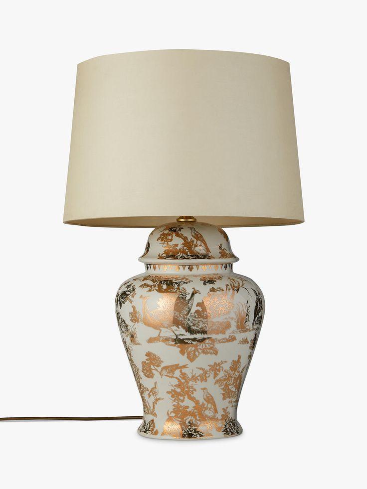 Ceramic Lamp Base, Table Lamps India Jane