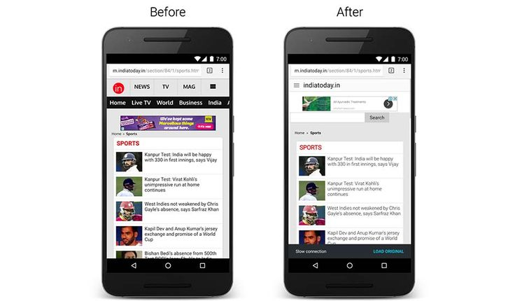 Google Chrome for Android: Faster and more efficient with new updates
