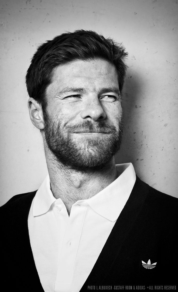 Xabi Alonso by Gustaff Choos