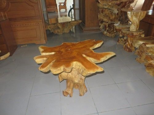 Teak root furniture - Teak root coffee table