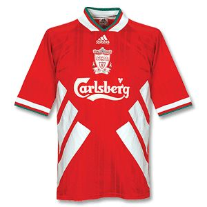 93-95 Liverpool Home Shirt - Grade 8