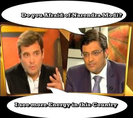 Best Jokes On Rahul Gandhi After Interview With Arnab Goswami