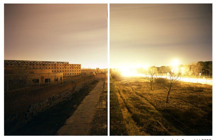 #Cárcel_de_Carabanchel_No.3, #2008  #Primož_Bizjak Courtesy #Gregor_Podnar #PROGRAMA_GENERAL #ARCO2014