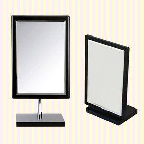 Gmarket - Henings Wooden Rectangular Makeup Mirror(Black/Big size)/Cosmetic Mirror/헤닝스 우드 사각거울/큰거울/커다란거울/인테리어거울/화장거울/결혼선물/집들이선물/개업선물