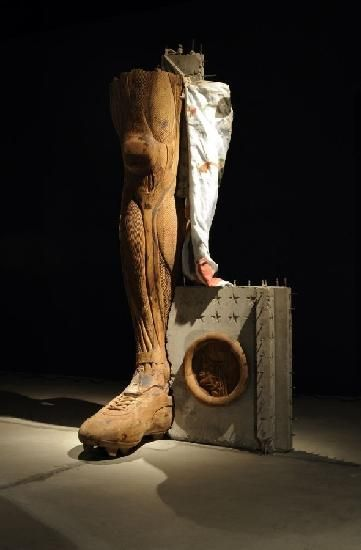 leg sculpture - Google Search