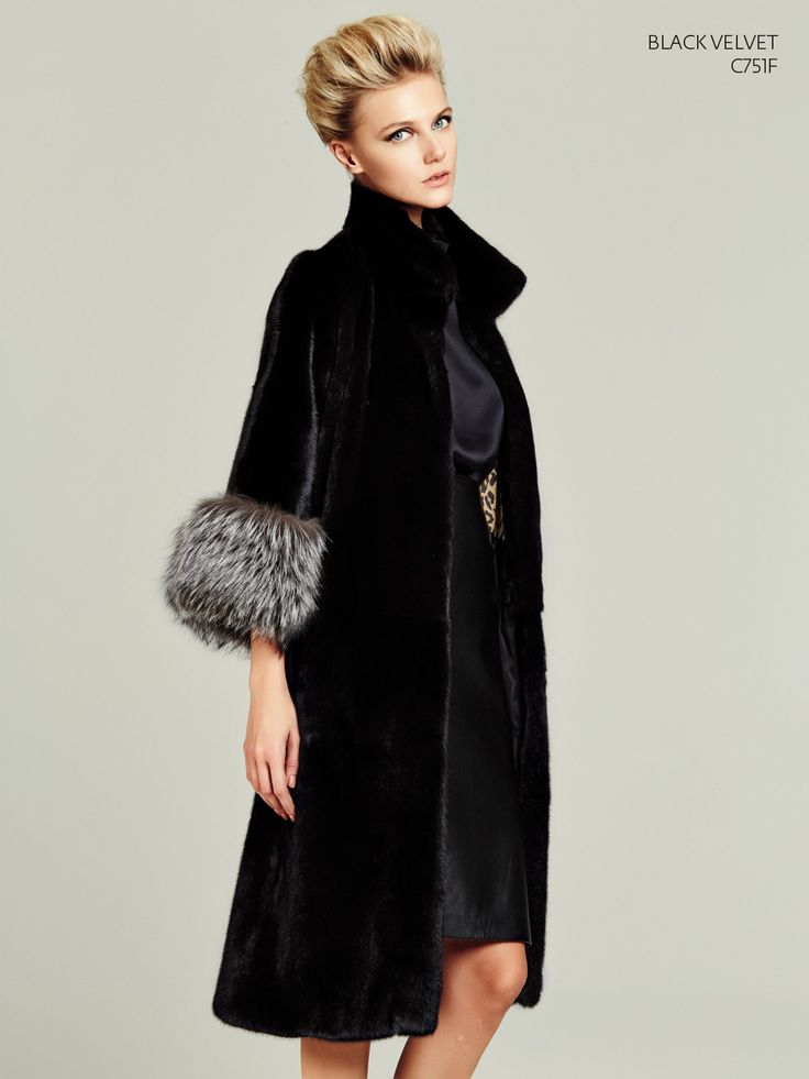 17 Best images about mink fur on Pinterest | Coats, English and Velvet