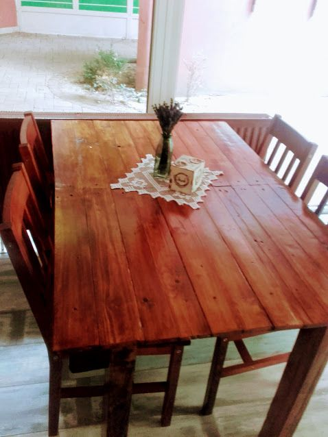 Pallet table#3
