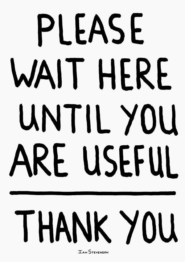 Please wait here...